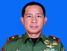Mayjen TNI Agus Subiyanto, Danpaspampres