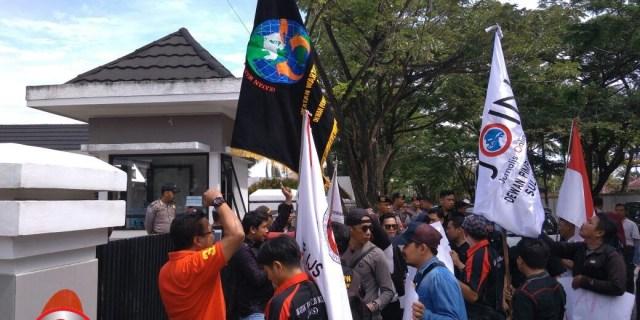 Aliansi Wartawan Sulbar Desak Gubernur Copot Jabatan Dadal Anggoro