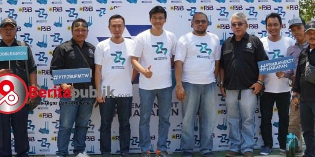 Jalin Sinergitas, IWO Kabupaten Bekasi Hadiri Hari Jadi PT PJB Muara Tawar