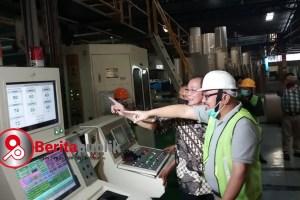 KPU RI Pantau Produksi Bilik Suara Di Bekasi