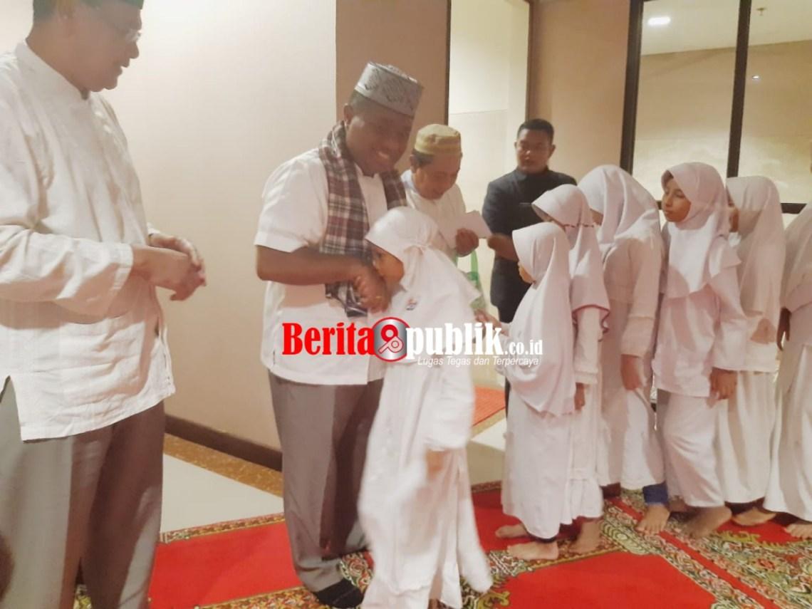 GM Hotel Horison Ultima Bekasi, MNA Mahartana atau Benny Berbagi Santunan Kepada Anak Yatim