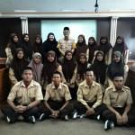 Penalis Kunjungan ke DPRD Kota Bekasi bersama Ketua DPRD Kota Bekasi, Chairoman Joewono Putro.