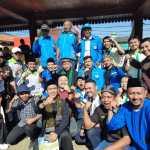 PERMASI Bekasi Raya dengan Wali Kota Bekasi, Rahmat Effendi serta Organisasi Kepemudaan Foto bersama usai Apel