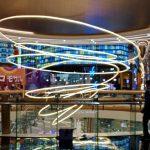Suasana Trans Studio Mall Cibubur, Selasa, (10/11).