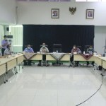 Perumda Tirta Umbu, Kabupaten Nias melakukan Kunjungan Kerja (Kunker) ke PDAM Tirta Bhagasasi Bekasi, Selasa, (15/12).