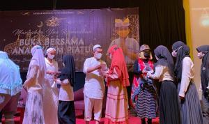 Putera Puteri Cilik Indonesia Gelar Buka Puasa Bareng dan Santunan Anak Yatim Piatu, Jumat, (7/5).
