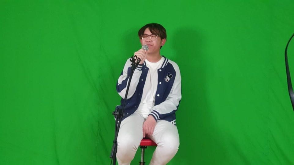 Alex Yunggun saat tampil di Prima Founder Show. (Dok. Istimewa)