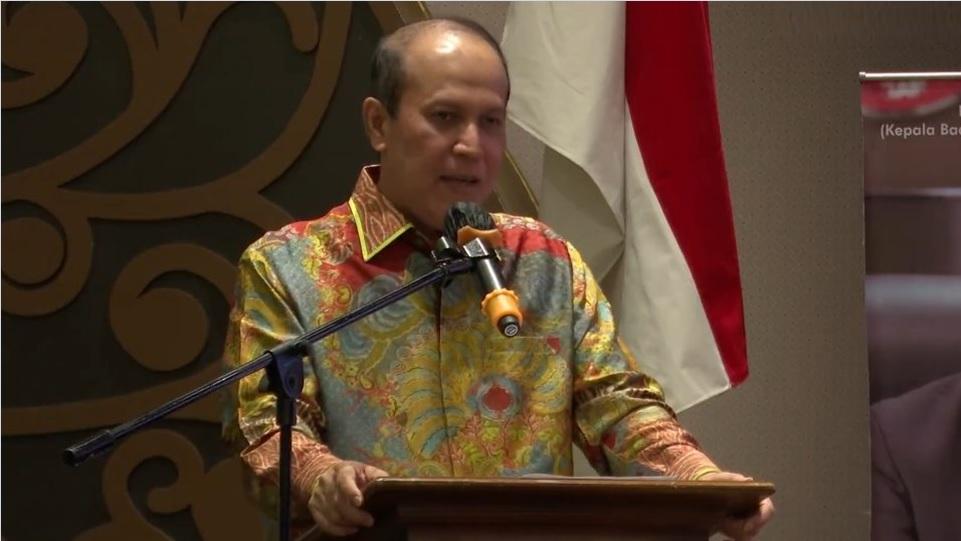 Kepala BNPT Komjen Boy Rafli Amar. (Dok. Istimewa)