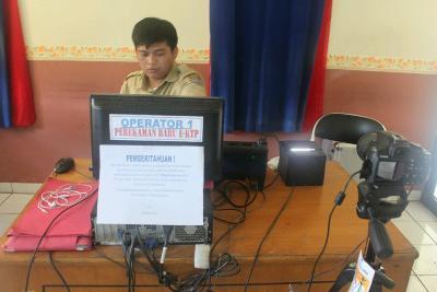 8169947operator eKTP di Kecamatan Pondok Aren