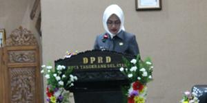 Walikota Tangerang Selatan, Airin Rachmi Diany