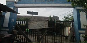 Gerbang Sekolah SDN 03 Jurang Mangu Barat