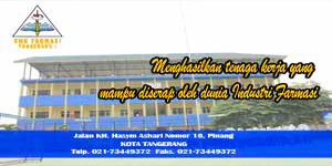 SMK Farmasi Kota Tangerang I