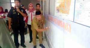 Kecamatan Ciputat Timur menjadi kecamatan pertama di Tangerang Selatan canangkan kecamatan bersih narkoba.
