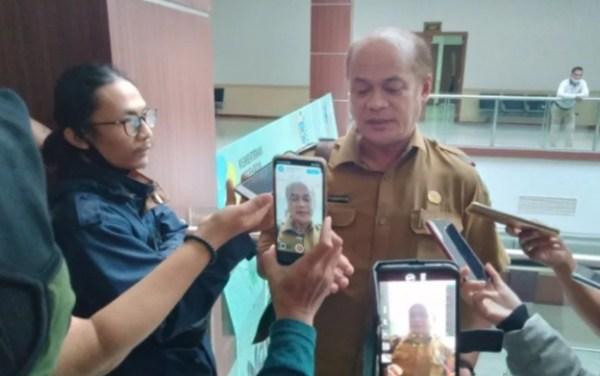 Ambrolnya TPA Cipeucang,Komisi 4 DPRD Kota Tangsel Gelar RDP Bersama DLH