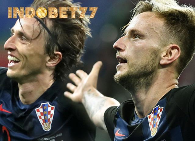 Ivan Rakitic Berkomentar Soal Luka Modric Mendapatkan Award