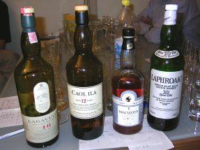 whisky provning