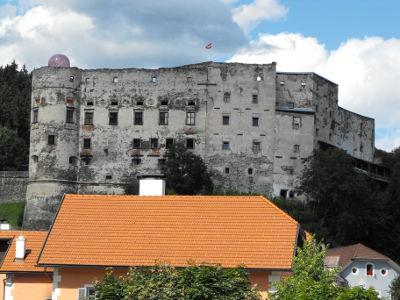 Slottet i Gmünd