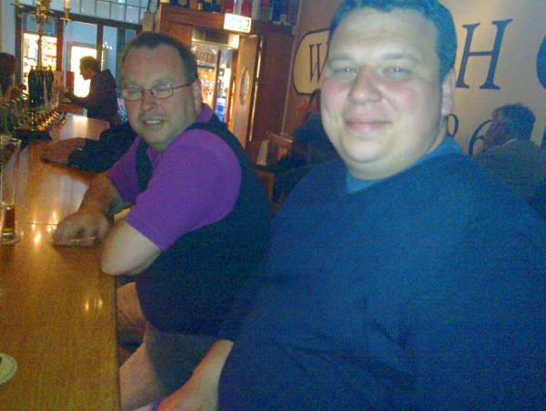Anders och William
