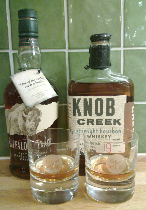 Buffalo Trace vs. Knob Creek