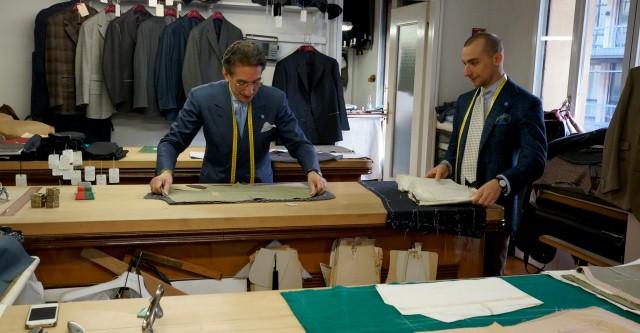 tailor jas swedia