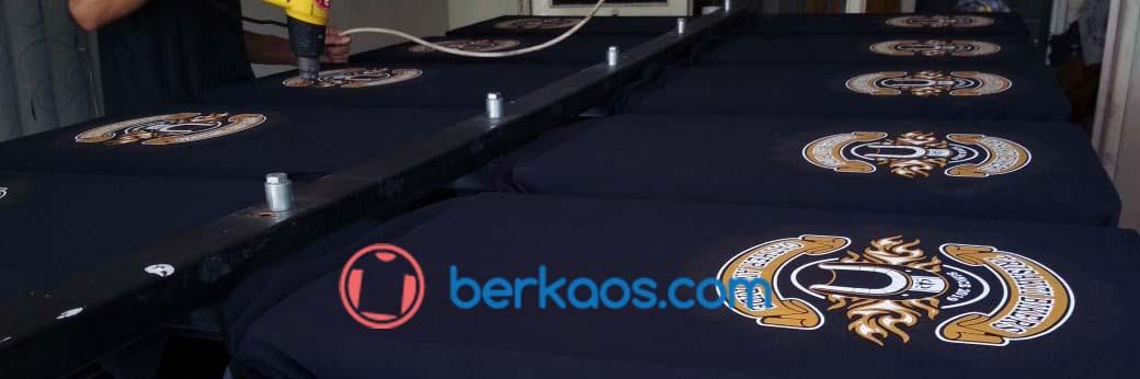 Berkaos.com Memiliki Pengalaman Produksi Kaos yang Cukup Lama