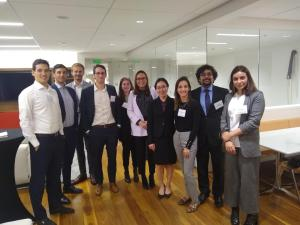 Berkeley Global Society unlocking Arbitration knowledge with Arnold & Porter in San Francisco - USA - 03.2020