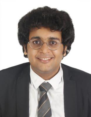 Udit Seth- member of Berkeley Global Society