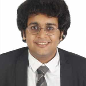 Udit Seth- member of Berkeley Global Society