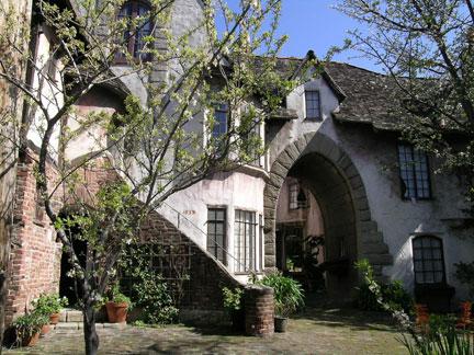 Berkeley Landmarks Thornburg Village Normandy Village