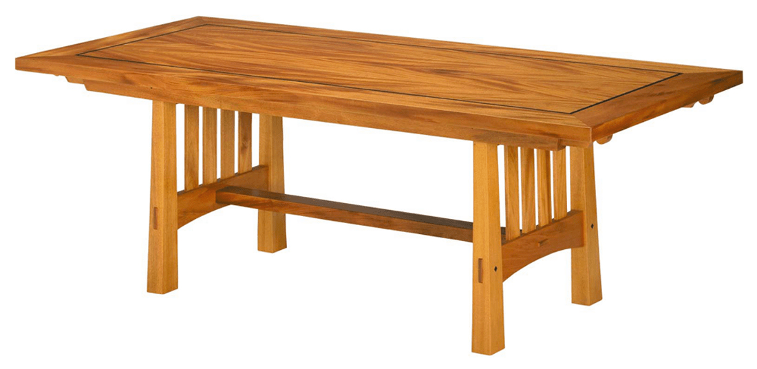 Arts Amp Crafts Dining Table By Berkeley Mills