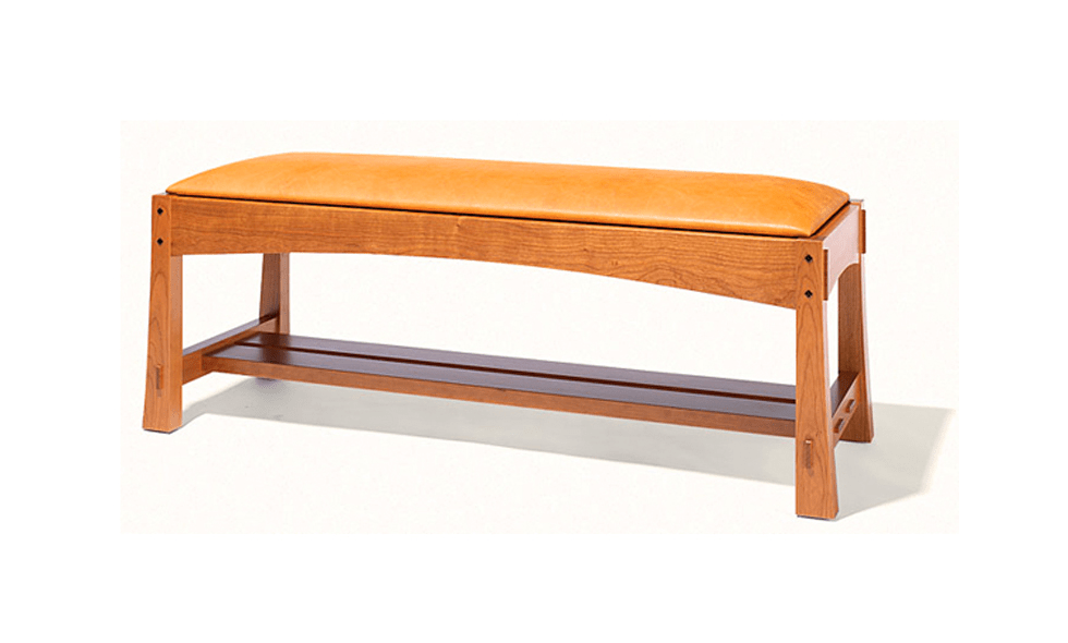 Arts Amp Crafts Style Bench