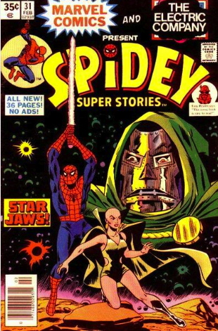 spidey super stories