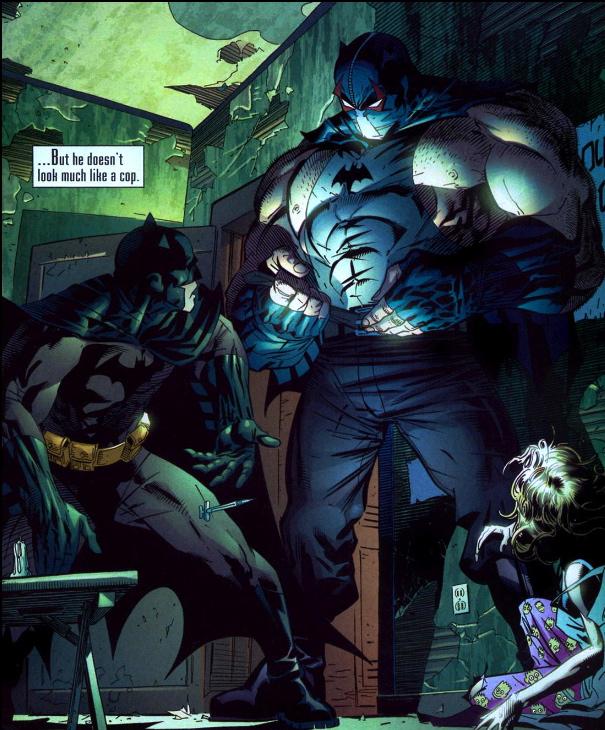 Bane-Bat