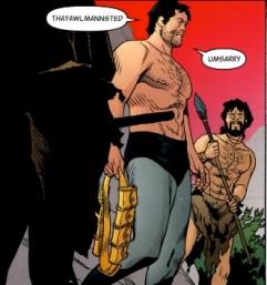 incoherent batman return of bruce wayne