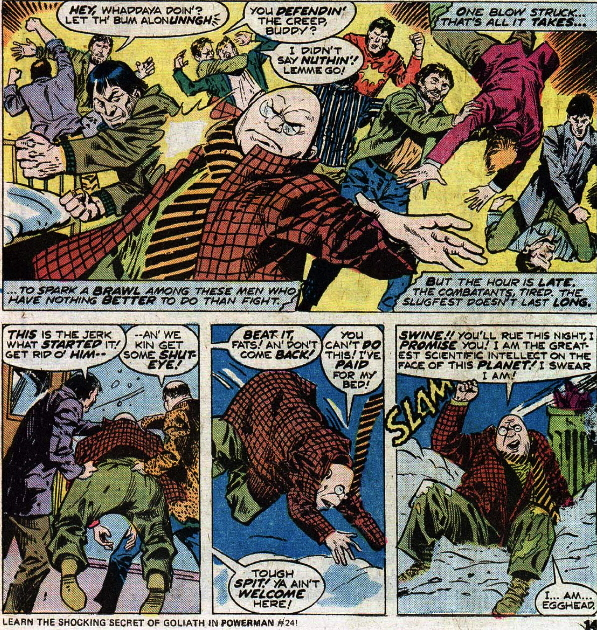 GIANT SIZE DEFENDERS #4