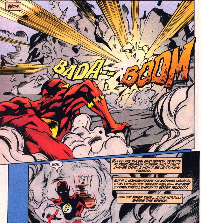 the FLASH #101