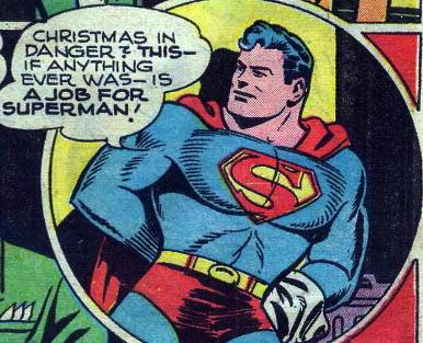superman christmas