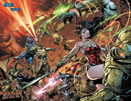 darkseid war fixes DC time