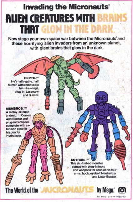 micronaut toy ad