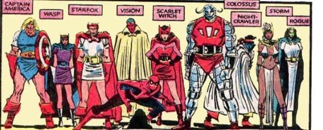 UNCANNY X-MEN #188-191