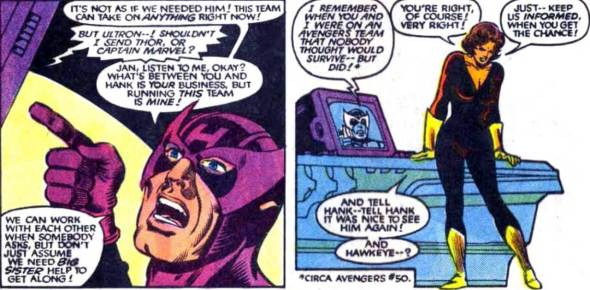 West Coast Avengers #1-2 (1985) and Vision and Scarlet Witch #1-2