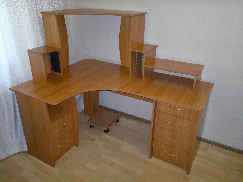 компьютерный стол студия своими руками чертежи схемы как