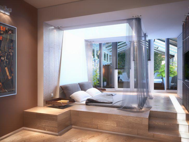 Кровать подиум с балдахином работа моделей санкт петербург