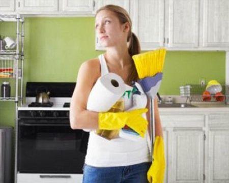 cum să îndepărtați grăsimea din bucătărie