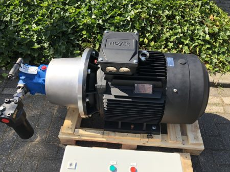 hydrauliek pomp