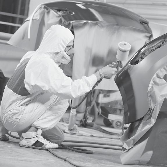 ACE Automotive Collision Repair Technology