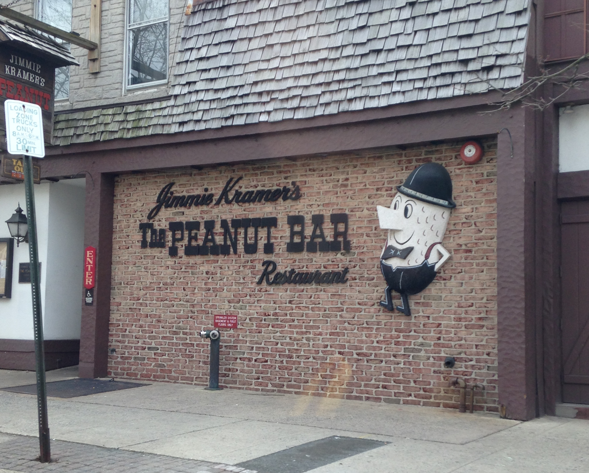 Jimmie Kramer's Peanut Bar