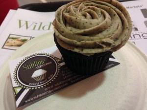 Sublime Cupcakes - Oreo Cupcake