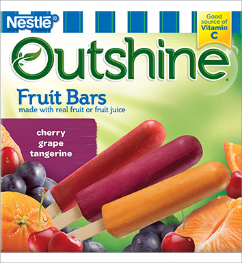 Outshine Fruit Bars