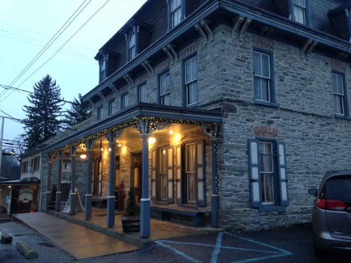 Franklin House Tavern in Schaefferstown, PA